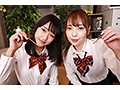 【VR】天井特化アングルVR ~J○彼女イチャラブ編~ 斎藤みなみsample16