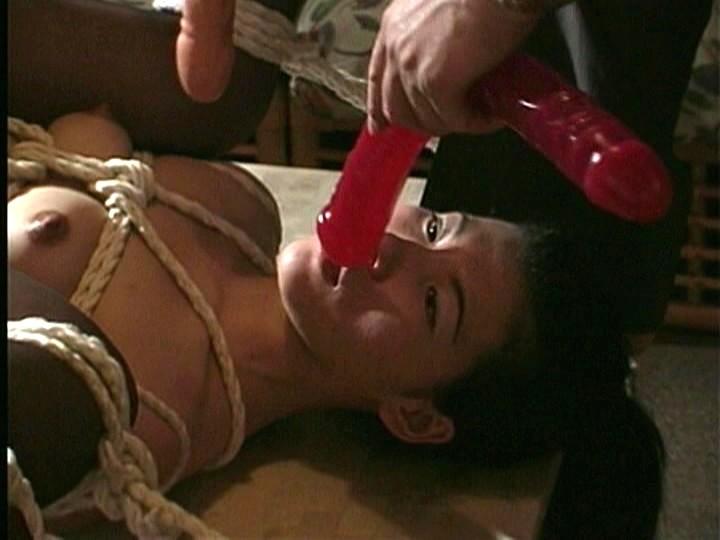 女体実験 剃毛電流針責め調教 画像17