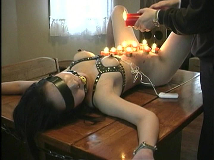 女体実験 剃毛電流針責め調教 画像7