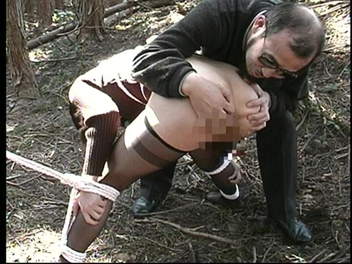 人妻誘拐飼育 雌奴●調教 画像20