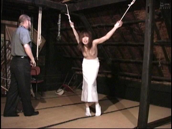 和服奴●妻 荒縄電流針なぶり殺し
