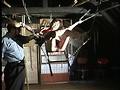 人妻調教 吹き矢針責め天井吊りのサンプル画像 16