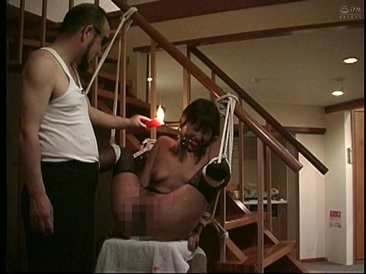 人妻密室監禁 剃毛・異物挿入・火焔・浣腸・連打鞭 画像20