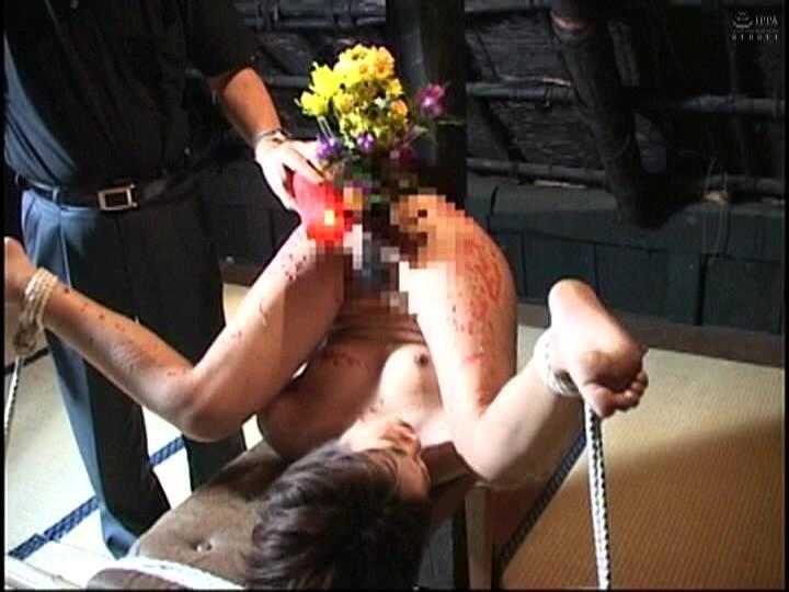 人妻密室監禁 剃毛・異物挿入・火焔・浣腸・連打鞭 画像7