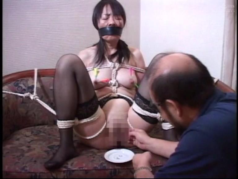 奴●志願妻 鞭打ち針責め蝋燭嬲り 画像9