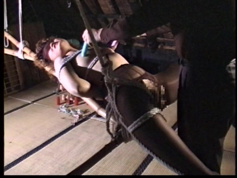 人妻メス奴●3鞭打ち鉄塔逆さ吊り異物挿入フィストファック 3