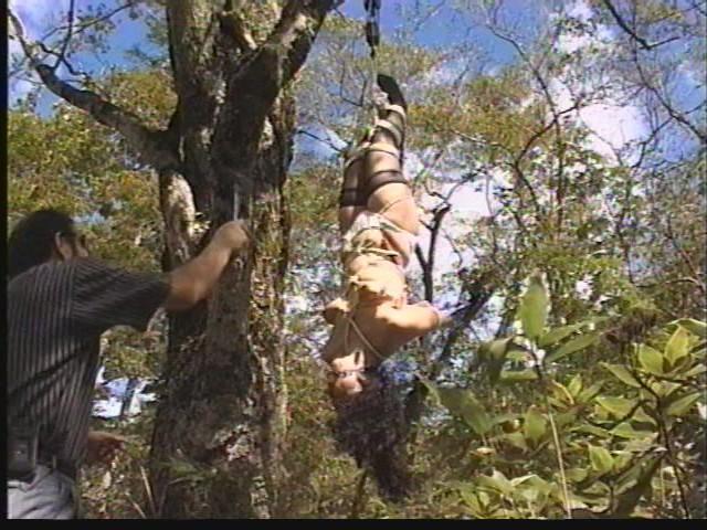 奴●志願妻 鞭打ち・逆さ吊り・吹き矢・水責め 画像11