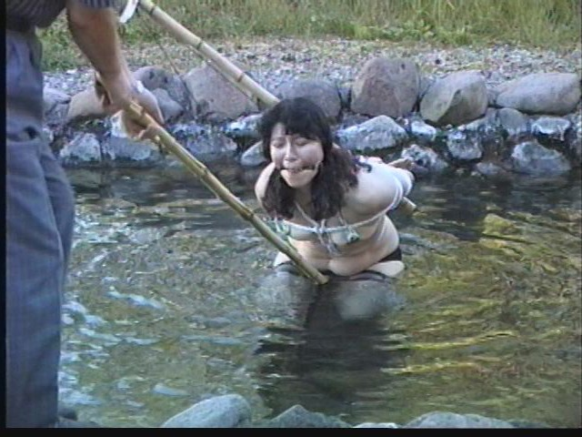 奴●志願妻 鞭打ち・逆さ吊り・吹き矢・水責め 画像15