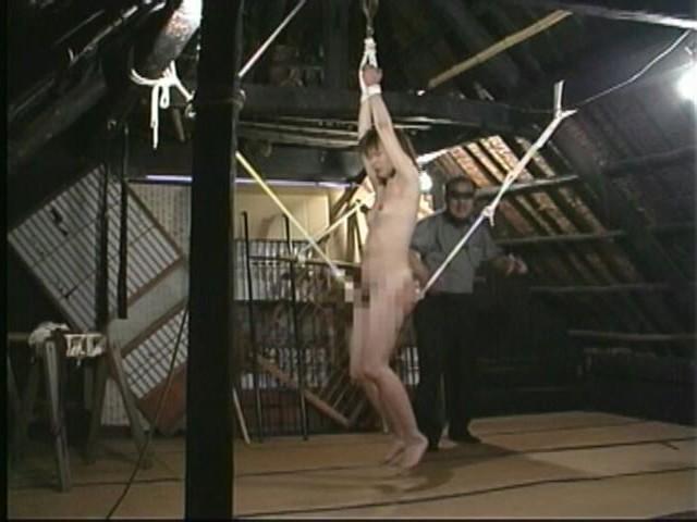 奴●志願妻 鞭打ち・逆さ吊り・吹き矢・水責め 画像7