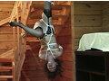 人妻メス奴●14 浣腸・鞭・水・電球熱責め・天井逆さ吊り No.18