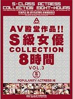 AV殿堂作品!!S級女優COLLECTION8時間 VOL.3 ダウンロード