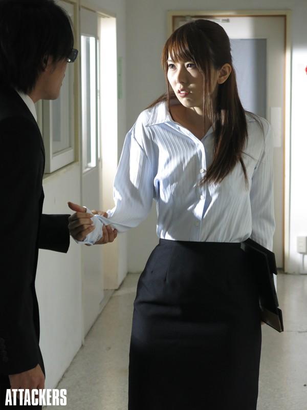 女教師 教え子との再会は不貞に濡れて…。 波多野結衣 8枚目