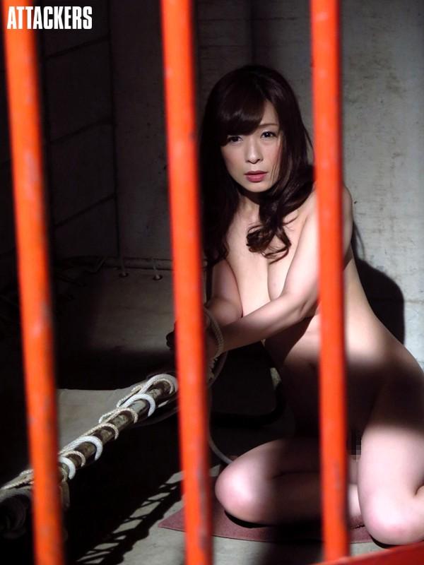【辱め】 マトリの女 冴子 かすみ果穂 キャプチャー画像 11枚目