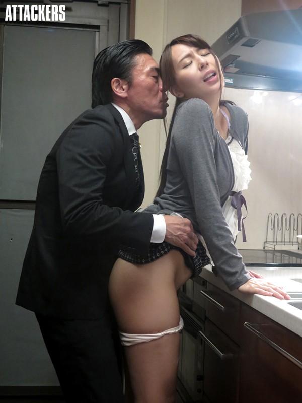 あなた、許して…。騙された人妻 希崎ジェシカサンプルF8
