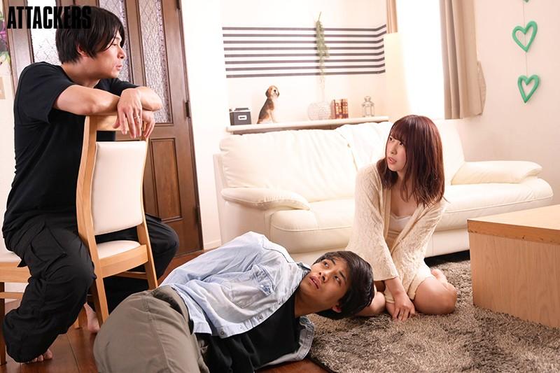 浮気相手に夢中で僕を嫌う妻をレ●プした。 二宮ひかり 画像10