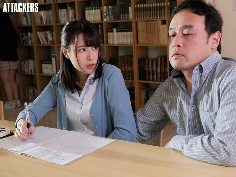 教育実習の為、母校に戻ってきた教え子と2週間中出しセックスし続けた変態教師。 二宮ひかり 画像3