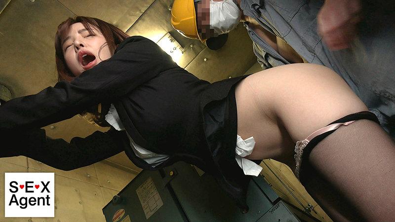 パンティストッキングフェティシズム~超尻軽ビッチOLの無限の性欲~ 伊佐木リアン