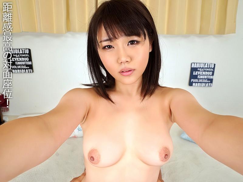 持田栞里との濃厚なイチャラブ対面座位