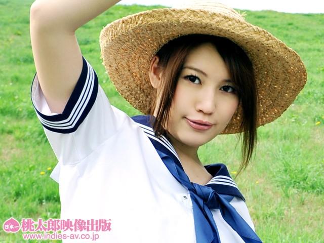 【学生服】 この美少女が凄い!!! 1万人のAVユーザーが選んだヌケる女子校生13人 キャプチャー画像 17枚目