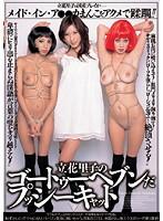 立花里子のゴートゥーヘブンだプッシーキャット ダウンロード
