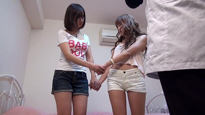 催●ビデオ Girl'sBarSTAFFモアとルナ 画像10