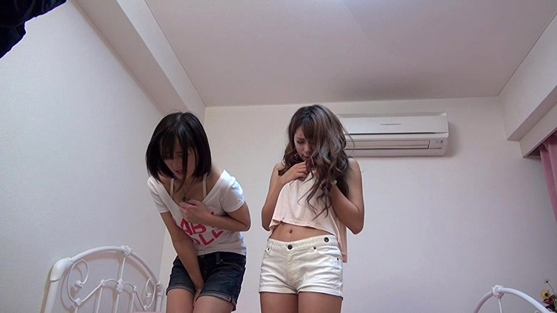 催●ビデオ Girl'sBarSTAFFモアとルナ 画像13