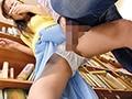 図書館スカート巾着拘束固定媚薬バイブ中出し痴●