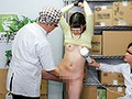 万引き若妻バックヤード拘束輪姦2 万引きをした主婦を捕まえ...sample5