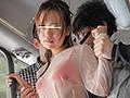 [AP-661] 突然のゲリラ豪雨でずぶ濡れ下着スケスケのまま満員バスに乗車してきた敏感娘を集団痴漢で地獄イキ!!