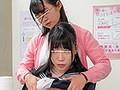 ナースもグルで逃げ場無し!女子●生 セクハラ健康診断強制乳首イキ痴漢