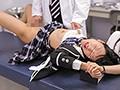 ナースもグルで逃げ場無し!女子●生 セクハラ健康診断強●乳首...sample9