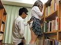 真面目で気弱なメガネ図書委員は男子生徒や男性教師からのセクハラに逆らえず、ただひたすら我慢を続ける日々。毎日のように続くセクハラ行為に…