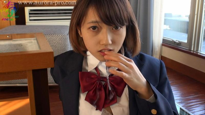 初撮りデビュー 倉持茜18歳!オトコ喰いの制服J●は変態的にSEXが好き 18枚目