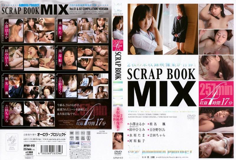 SCRAP BOOK MIX