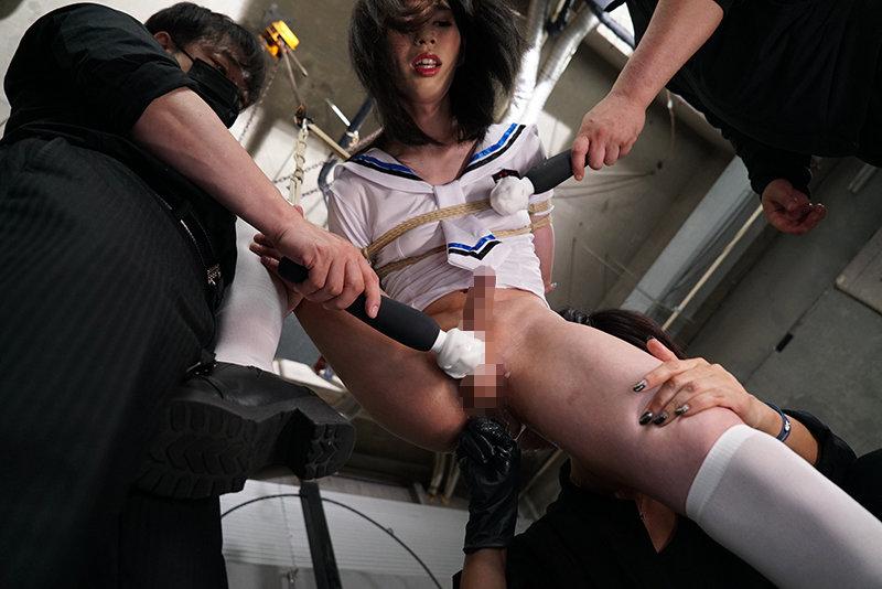 発狂絶頂オトコの娘 偽アイドルの快楽拷問処刑台は危険な香り6