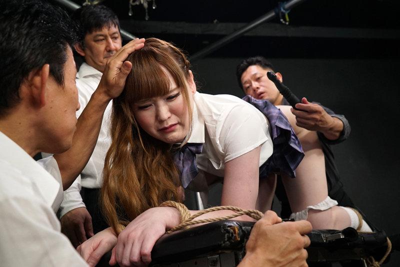 発狂絶頂オトコの娘 イヤラシすぎる媚肉をヤリタイ放題されて痙攣しながらイク!壮絶なる激エロ拷問!ケツマ○コとクリち○ぽのW炎上狂騒曲