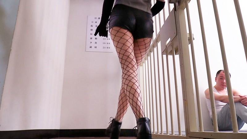 誘惑腿コキむちむち網タイツのサンプル画像