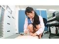 オフィスにパンチラパンコキ娘!!...thumbnai2
