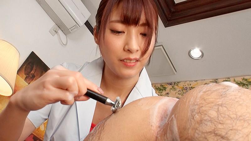 剃毛して舌を突っ込みながら唾液でたっぷり治療してくれるアナル舐め美人女医 阿部乃みく 18枚目