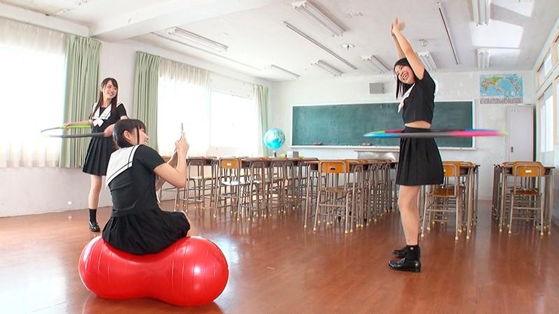 私立腰ふり女学院 痴女特進コース