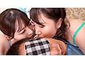 耳の中にねっとり舌を這わせられながら亀頭の割れ目をまったりしゃぶられ続ける究極の3P焦らされ性感
