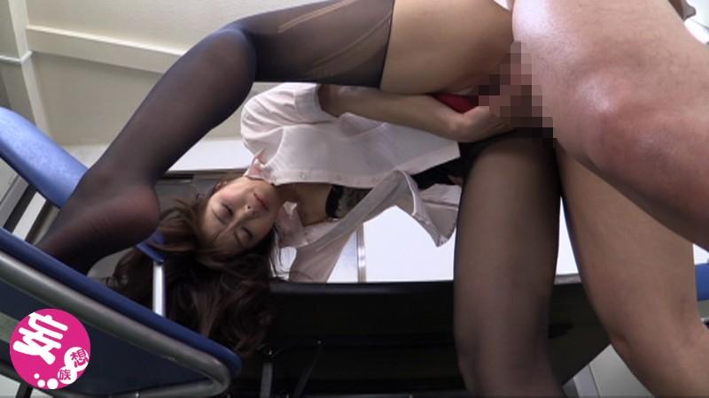 誘惑パンスト美痴女 北条麻妃 画像7