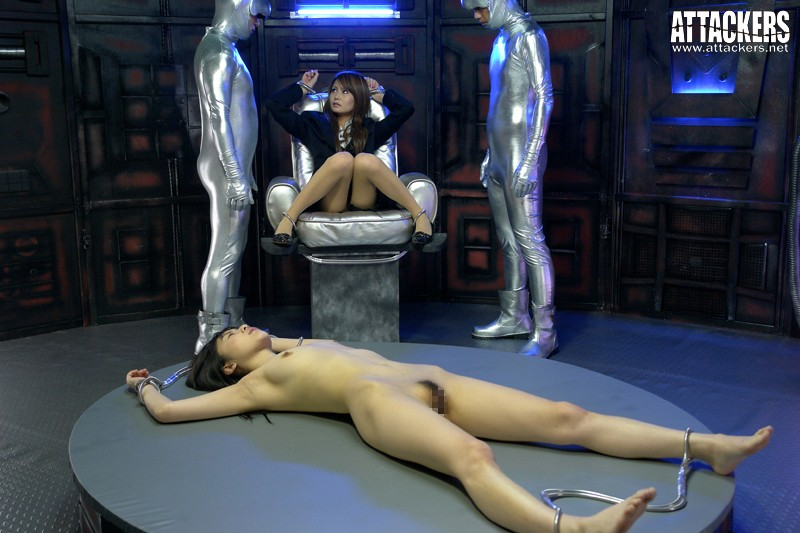 Abduction alien anal probing