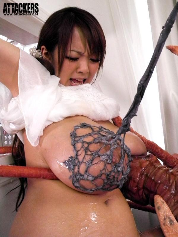 hitomi tanaka tentacle rape