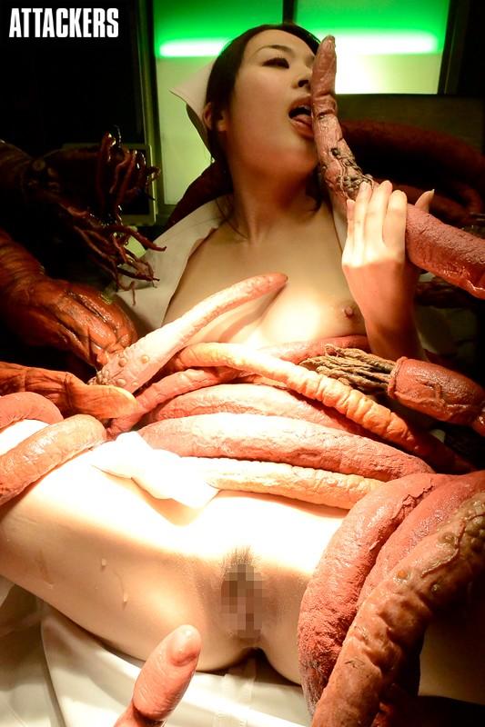 触手に溺れて― 奈落の快楽に堕ちた看護師 本田岬3