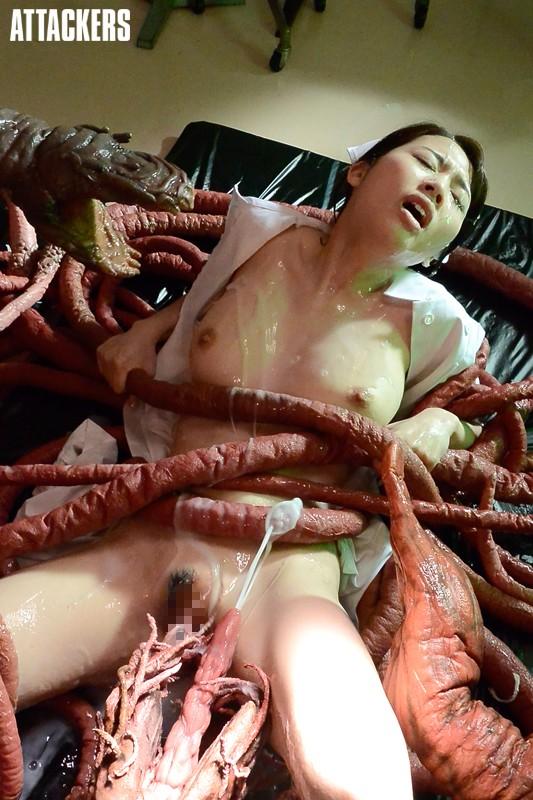 触手に溺れて― 奈落の快楽に堕ちた看護師 本田岬5