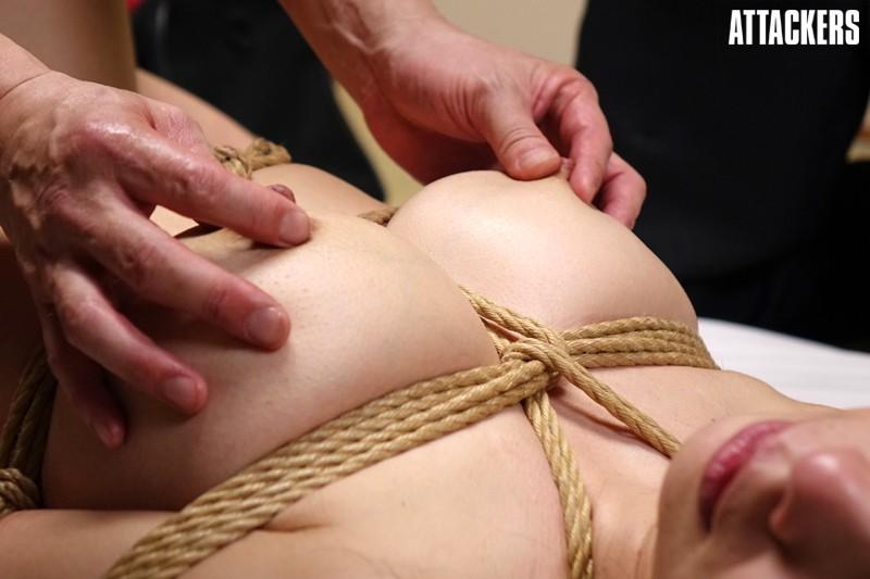 縄人形にされた人妻・万里子 一条綺美香 キャプチャー画像 10枚目