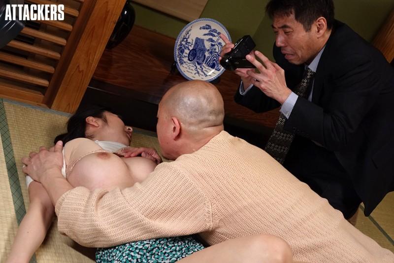 縄人形にされた人妻・万里子 一条綺美香 キャプチャー画像 4枚目