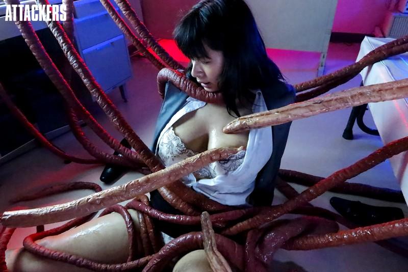 触手狂宴女捜査官 悪魔の病棟 キャプチャー画像 9枚目