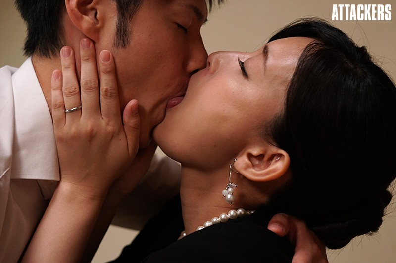 ATID-324 Studio Attackers - A Widow Who Got Fucked By Her Husband's Son Toko Namiki big image 7